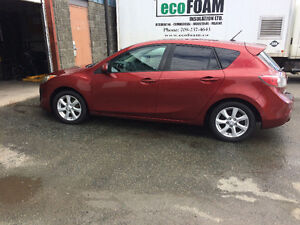 2011 Mazda3,Automatic 4 Door Hatchback, $4795 Inspected