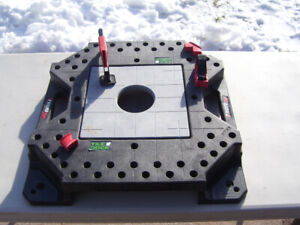 Rotozip ceramic tile cutting table