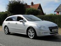 2012 Peugeot 508 2.0 HDi 163 ALLURE 5DR TURBO DIESEL ESTATE ** 52,000 MILES *...
