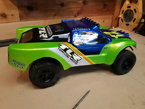 Losi scte full tekin set up