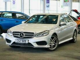 image for 2015 Mercedes-Benz E Class Mercedes-Benz E E220d 2.1 AMG Line 4dr Auto Saloon Di