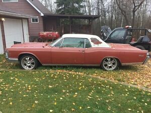 1969 Lincoln Continental 460,2door