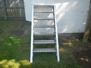 heavy duty welded aluminum steps Prince George British Columbia image 3