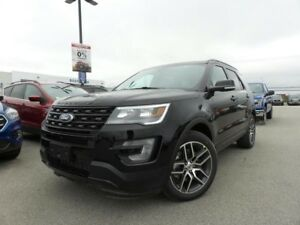 2017 Ford Explorer *DEMO* SPORT 3.5L V6 ECO 400A