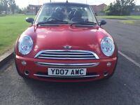 Mini one 2007 in fantastic condition bargain
