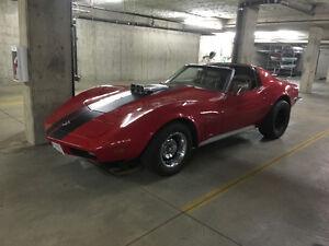 1973 Corvette T-Top Stingray