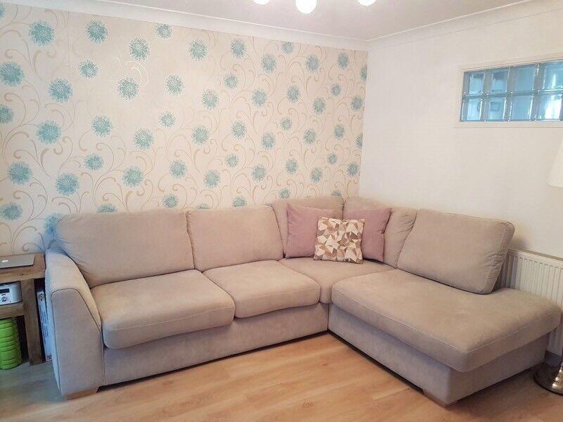 DFS corner sofa for sale