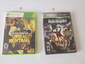 Deadrising / Red Dead Redemption