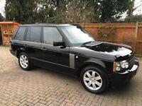 2005 facelift rangerover td6 cheap tax