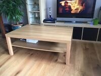 Large Ikea coffee table 120x80mm