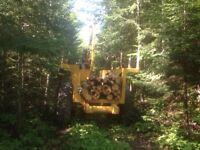 Recherche travailleur forestier