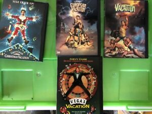 National Lampoons Vacation dvds