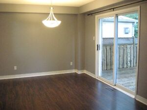 Available Now!!!  Townhouse for rent in lovely neighbourhood! Cambridge Kitchener Area image 5