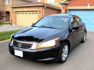 2008 Honda Accord LX,SUNROOF,POWER SEATS,LOW KM,SAFETY