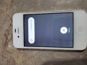 iPhone 16 GB in excellent condition.