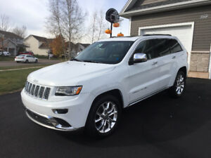 Jeep Grand Cherokee Overland Summit 4WD - FULLY LOADED -