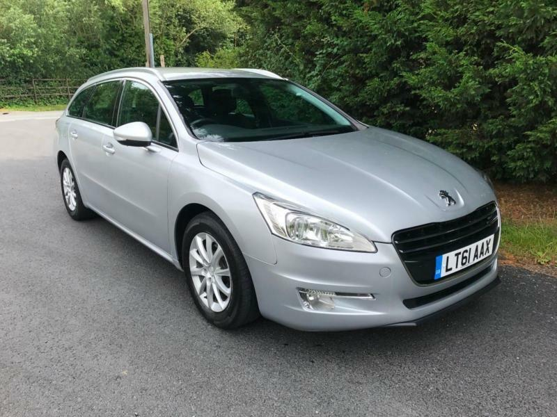 2011 (61) PEUGEOT 508 SW EGC SR 1.6 TURBO DIESEL AUTOMATIC ESTATE