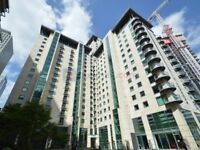 1 bedroom flat in South Quay Square, Isle of Dogs E14