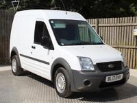 Ford Transit Connect T230 Hr P/V Vdpf Panel Van 1.8 Manual Diesel