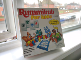 Rummikub for kids - board game