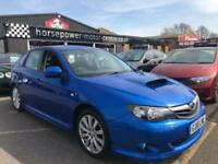 2010 Subaru Impreza 2.0 D RC 5dr Diesel blue Manual