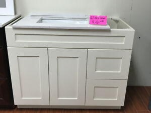 CLEARANCE Over 60+ demo vanity in showroom!!!