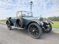 1923 SUNBEAM 14 (FOURTEEN) OPEN TOURER 12.9HP REAR WHEEL BRAKE CAR