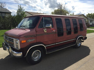 1985 Chevrolet Star Craft GT Series Camper Van