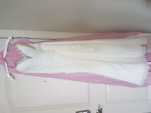 Maggie Sorrento wedding dress