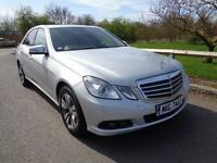 2010 Mercedes-Benz E Class 2.1 E220 CDI BlueEFFICIENCY SE 4dr