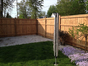 Fence and deck installation Windsor Region Ontario image 3