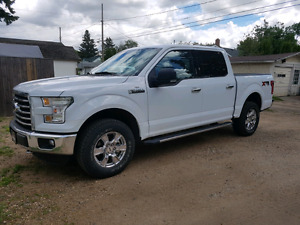 2016 F140 Supercrew 4WD XLT