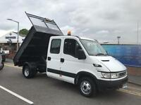 Iveco Daily C Class 2.3TD 35C12 LWB TIPPER