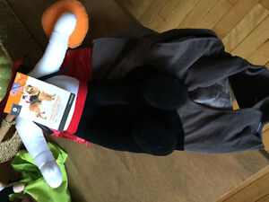 Two large/extra large Dog Halloween costumes for sale
