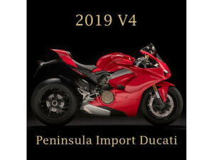2019 DUCATI Panigale V4 Brand New in showroom ready for immediat