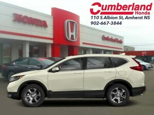2018 Honda CR-V EX-L AWD  - Sunroof -  Leather Seats
