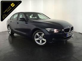 2013 63 BMW 318D SE 4 DOOR SALOON BMW 1 OWNER SERVICE HISTORY FINANCE PX