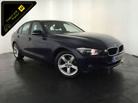 2013 63 BMW 318D SE 4 DOOR SALOON 1 OWNER BMW SERVICE HISTORY FINANCE PX