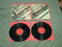 disque the beatles/1962-1966 33 tour double Lp