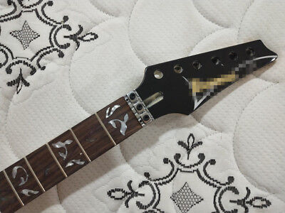 Floyd rose Electric Guitar Neck 24 Fret Maple Parts Replacement for Ibanez style for sale  China