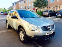 ★LADY OWNER ★★ NISSAN QASHQAI 1.5 DCI DIESEL ★FULL SERVICE HISTORY + CAMBELT ★HPI CLEAR★KWIKI AUTOS★