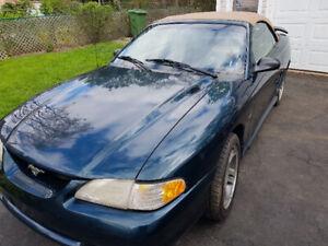 1997 Mustang GT Conv. 5 Speed