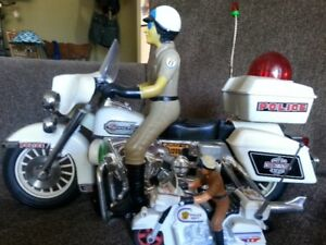 Large battery operated,Chips,TV Show style motorcycle