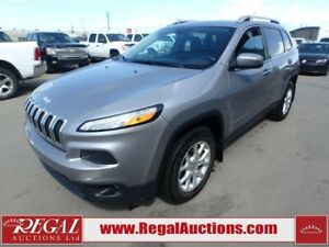 2014 Jeep CHEROKEE NORTH 4D UTILITY AWD 2.4L NORTH