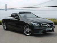 2021 Mercedes-Benz E CLASS DIESEL CABRIOLET E220d AMG Line Premium 2dr 9G-Tronic