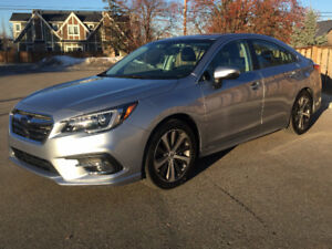 NEW 2018 Subaru Legacy Limited 2.5i Eyesight, 155km, PRIVATESALE