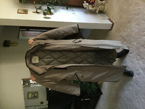 Woman's duck down coat