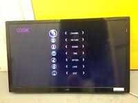 "39"" Logik LED TV L39FE12 Full HD Reduced has no stand"