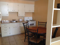 Fully furnished 2 bdrm w/Wifi - Near Oulton's, UdeM, Hospitals