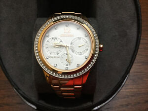 CITIZEN ECO-DRIVE Ldies Watch in Rose tone gold